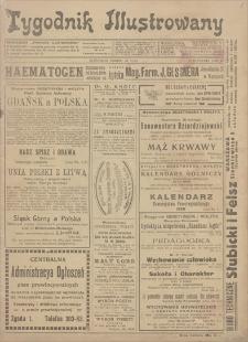 Tygodnik Ilustrowany. R. 61, 1920, nr 5, 31 I