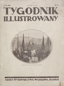 Tygodnik Ilustrowany. 1931, nr 15, 11 IV
