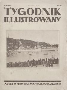Tygodnik Ilustrowany. 1931, nr 16, 18 IV
