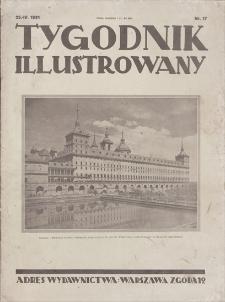 Tygodnik Ilustrowany. 1931, nr 17, 25 IV