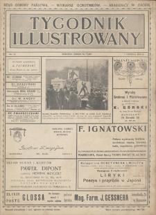 Tygodnik Ilustrowany. R. 61, 1920, nr 32, 7 VIII