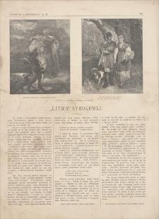Tygodnik Ilustrowany. Fragment numeru 37, b.r.