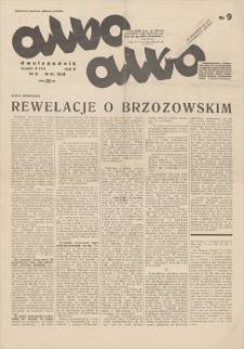 Albo-albo : dwutygodnik. R. 2, 1938, nr 9 (11), 25 V–10 VI