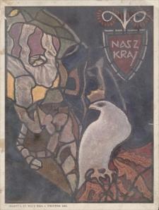 Nasz Kraj : tygodnik zdobny poświęcony twórczości i kulturze. T. 6, 1908, z. 1, 4 IV