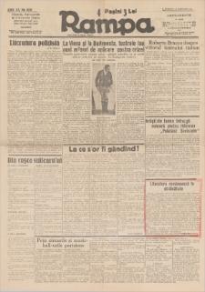 Rampa. Anol 15, 1932, No 4221, 14 februarie