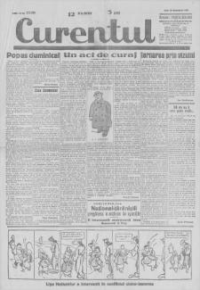Curentul. Anul 4, 1931, nr 1339, 19 octombrie