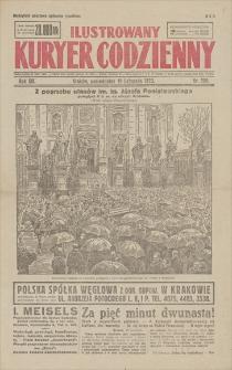Ilustrowany Kuryer Codzienny. R. 14, 1923, nr 290, 19 XI