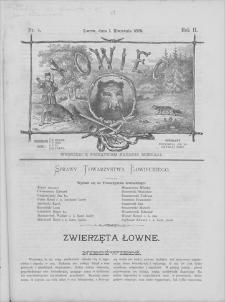 Łowiec : organ Galicyjskiego Towarzystwa Łowieckiego. R. 2, 1879, nr 4, 1 IV