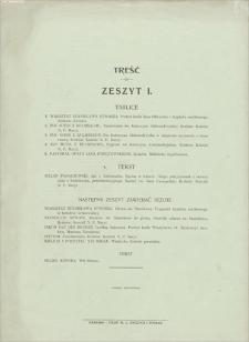 Polskie Muzeum : malarstwo, rzeźba, przemysł artystyczny. R. 1, z. 1