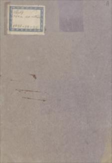 Korespondencja Emila Zegadłowicza. Listy Tytusa Zegadłowicza do syna Emila Zegadłowicza z lat 1897-1899