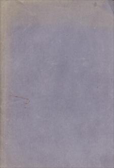 Listy Tytusa Zegadłowicza do Adolfa Kaiszara i Elżbiety Kaiszarówny