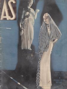 AS : ilustrowany magazyn tygodniowy. R. 1, 1935, nr 16 (16 VI)