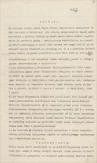 Materiały biograficzne Emila Zegadłowicza : dokumenty sądowe dotyczące jego adopcji