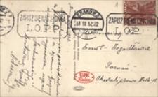 Korespondencja Emila Zegadłowicza. Listy do Emila Zegadłowicza : litery A-B