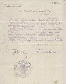 Korespondencja Emila Zegadłowicza. Listy do Emila Zegadłowicza : litery C-D-E-F-G