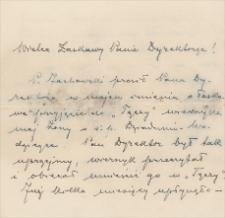 Korespondencja Emila Zegadłowicza. Listy do Emila Zegadłowicza : litera S