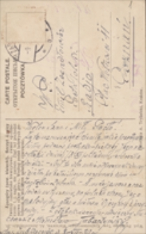 Korespondencja Emila Zegadłowicza. Listy do Emila Zegadłowicza : litera T