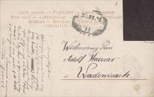 Korespondencja Emila Zegadłowicza. Listy Emila Zegadłowicza do wujostwa Adolfa Kaiszara i Wandy Kaiszar