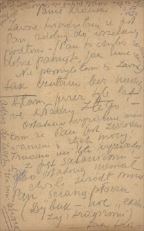 Korespondencja Emila Zegadłowicza. Listy Marii Koszyc-Szołajskiej do Emila Zegadłowicza cz. 2 : sierpień – listopad 1938