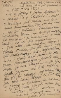 Korespondencja Emila Zegadłowicza. Listy Marii Koszyc-Szołajskiej do Emila Zegadłowicza cz. 3: grudzień 1938 – lipiec 1939