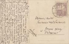 Korespondencja Emila Zegadłowicza. Listy do Emila i Marii Zegadłowiczów