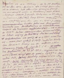 Materiały biograficzne Emila Zegadłowicza : szkice życiorysu, szkice wspomnieniowe, notatki biograficzne
