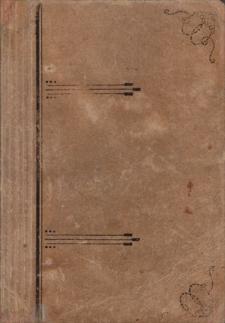 Papiery Emila Zegadłowicza. Notes z zapiskami literackimi i osobistymi
