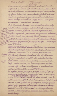 Twórczość Emila Zegadłowicza. Bruliony artykułów, szkiców, polemik