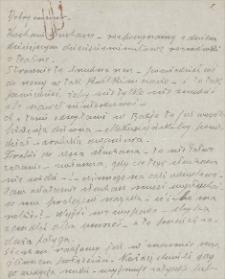 Twórczość Emila Zegadłowicza. Bruliony audycji radiowych, notatki