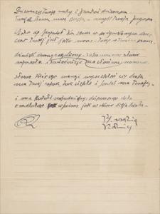 Twórczość Emila Zegadłowicza. Wrzosy : poemat (fragmenty)