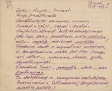 Papiery Emila Zegadłowicza. [Historia dramatu] : notatki na temat dramatu w starożytnej Grecji