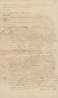 Twórczość Emila Zegadłowicza. Szkice różnych tekstów, m.in. pisane prozą