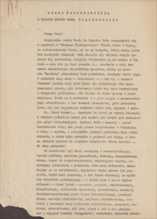 Mroki średniowiecza w świetle listów Emila Zegadłowicza
