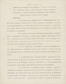 Materiały Emila Zegadłowicza z zakresu bibliofilstwa