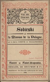 Sobieski et la mission de la Pologne