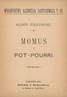 Momus i Pot-pourri