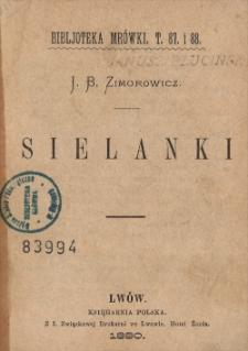 Sielanki