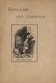 Barlam and Josaphat : english lives of Buddha