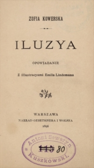 Iluzya : opowiadanie