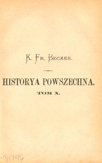 Historya powszechna. T. 10