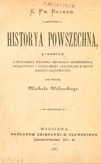 Historya powszechna. T. 3
