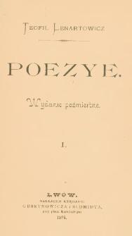 Poezye. 1