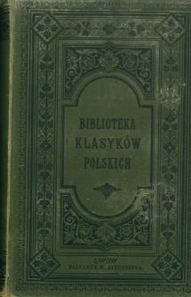 Wybór dzieł Ignacego Krasickiego. T. 3