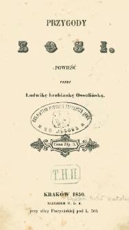 Przygody Zosi : powieść