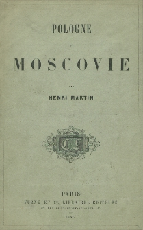 Pologne et Moscovie