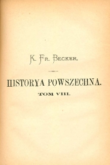 Historya powszechna. T. 7