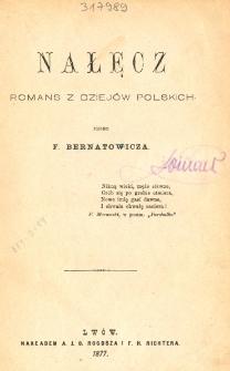 Nałęcz : romans z dziejów polskich