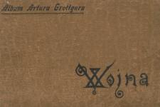 Wojna : album Artura Grottgera
