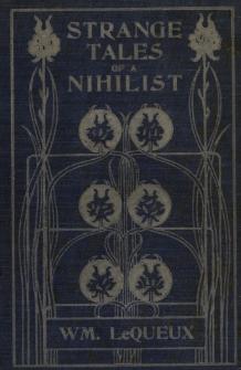 Strange tales of a nihilist