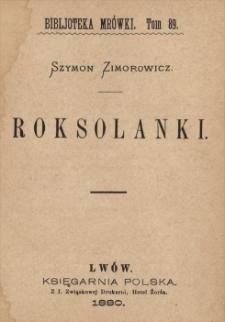 Roksolanki
